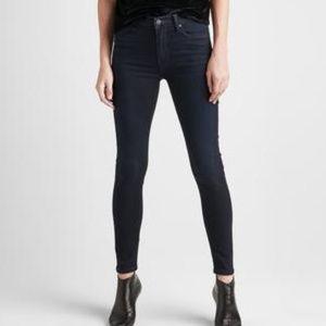 Hudson Barbara Supper Skinny Jeans High Waist